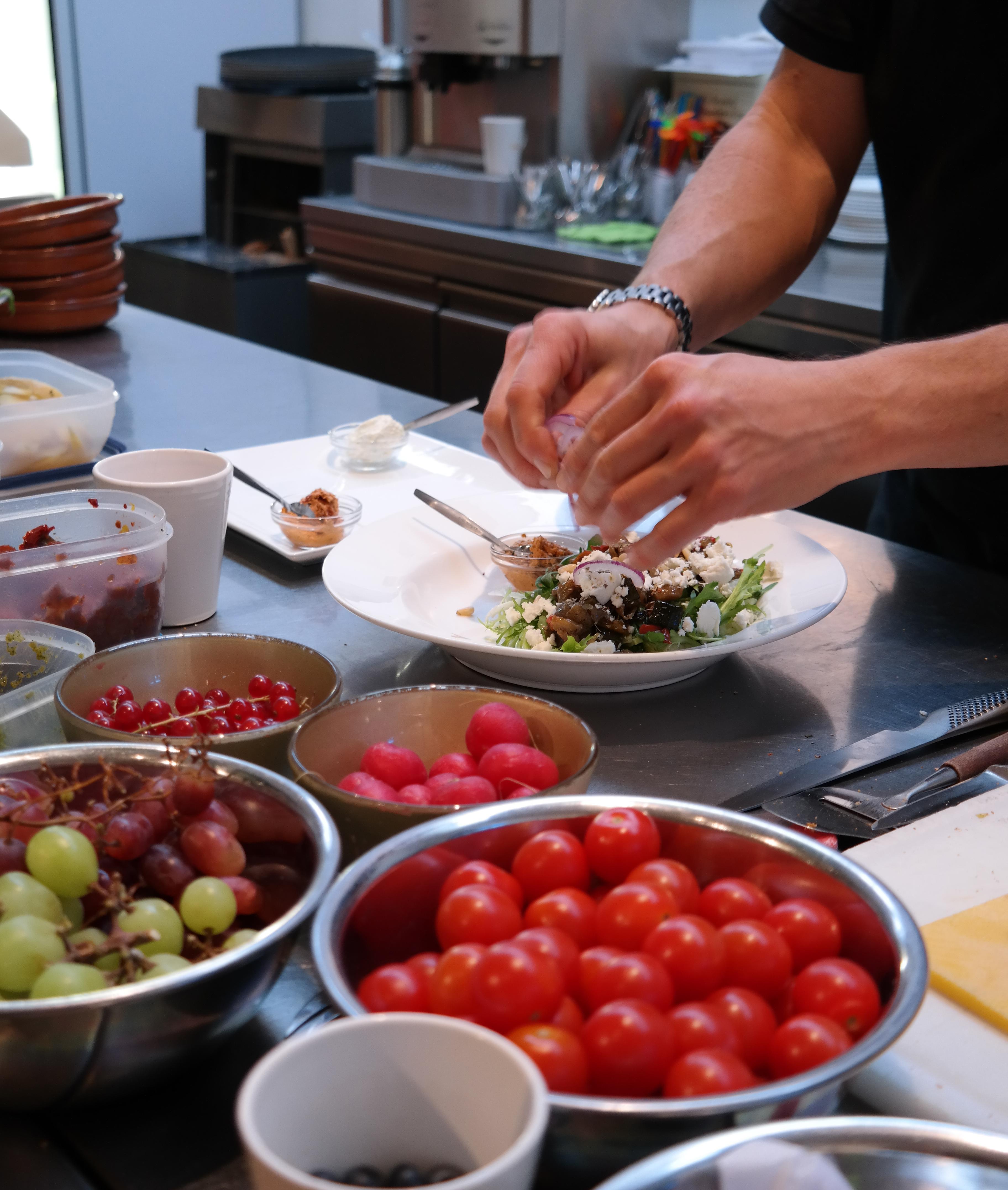 Workshop koken in theorie en praktijk!