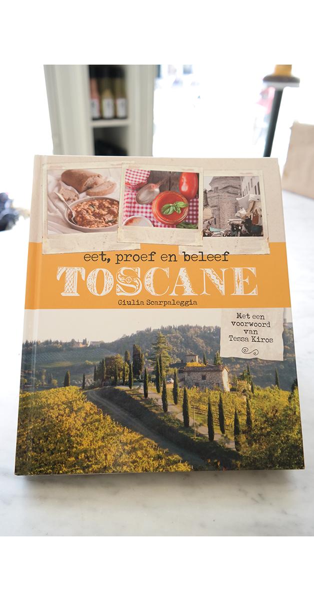 Eet, proef en beleef Toscane!