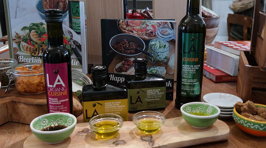La Organic Cuisine & Vinegars!